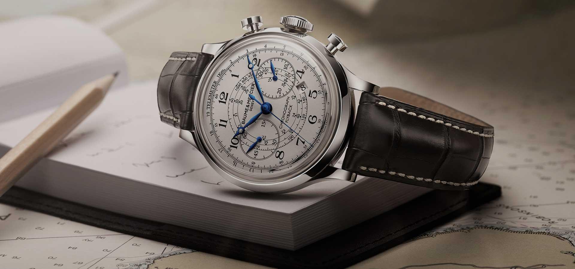 Horloges – Baume & Mercier 1