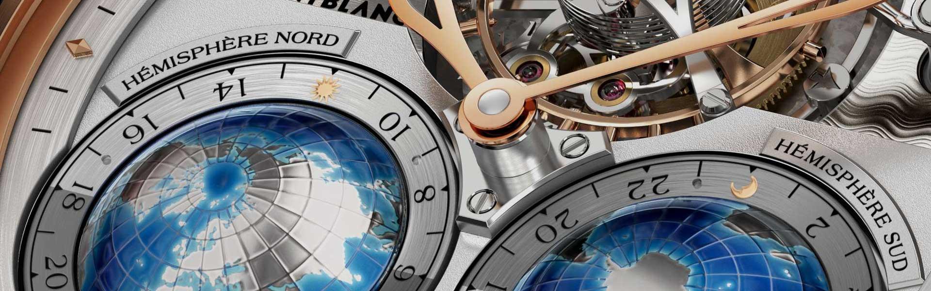 Horloges  – Montblanc