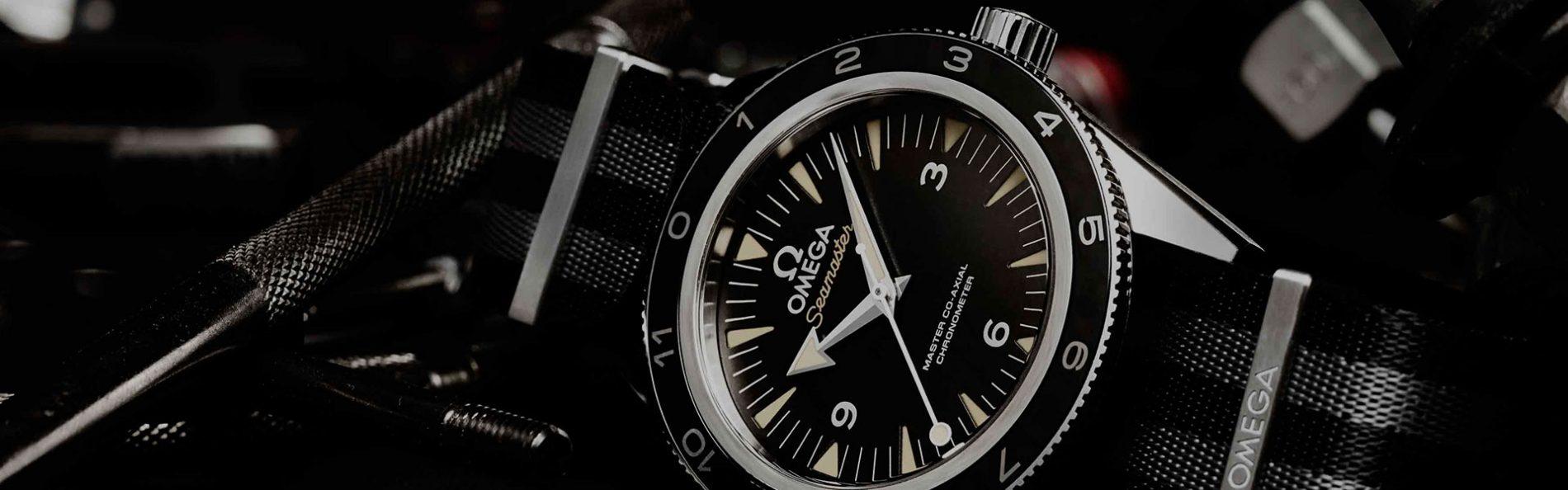 Horloges Omega