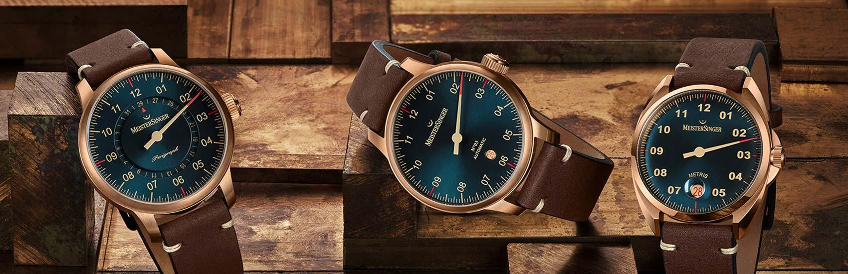 Horloges  – Meistersinger