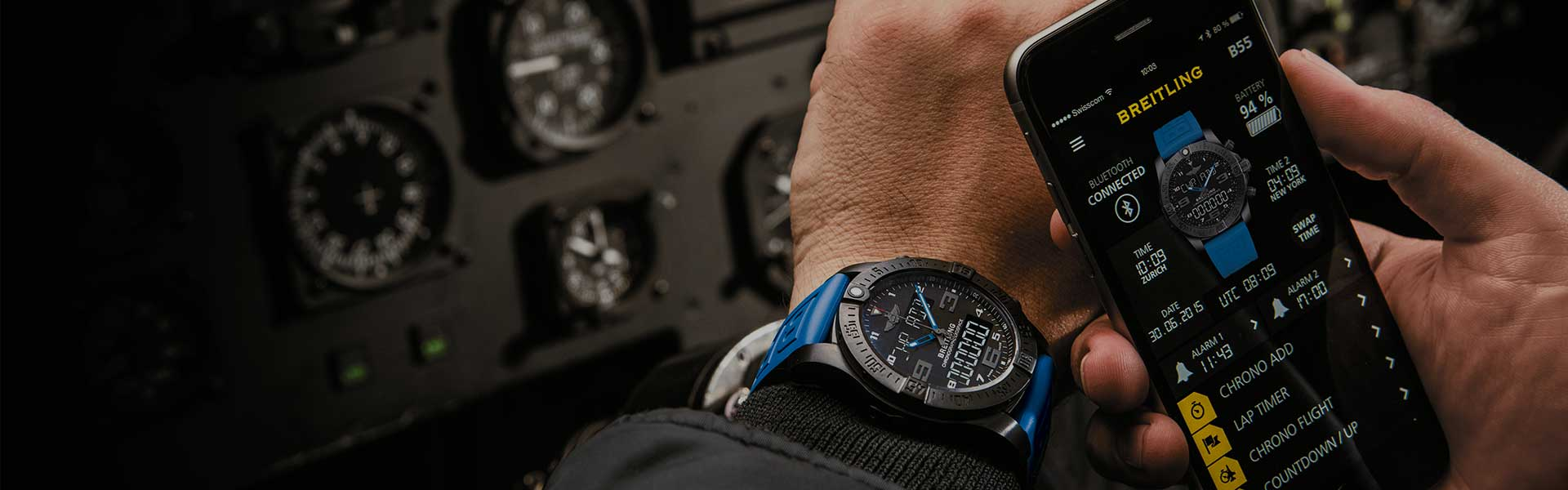 Horloges  – Breitling slide 2