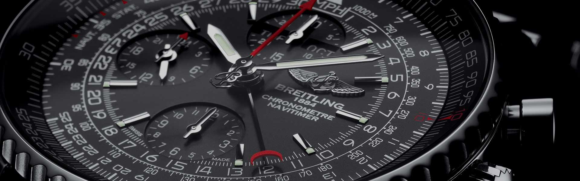 Horloges  – Breitling slide 1