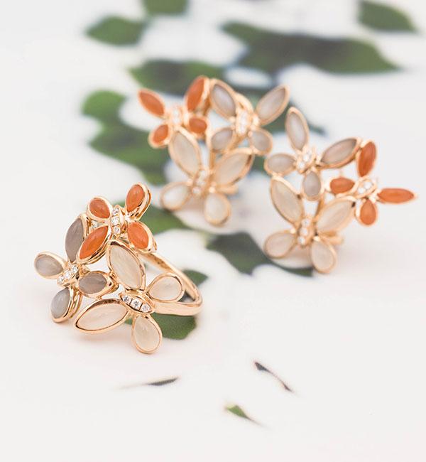 artur-scholl-oorstekers-rosegoud-met-maansteen-en-diamant-9312070rms