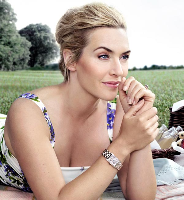 Kate Winslet is ambassadrice van Longines