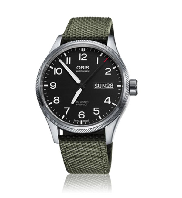 Oris Big Crown Propilot Day Date 0175276984164