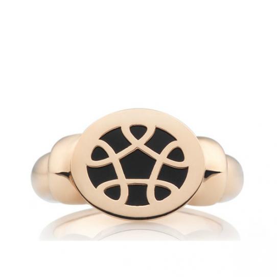 4843 Pinkring Bron Jewelry