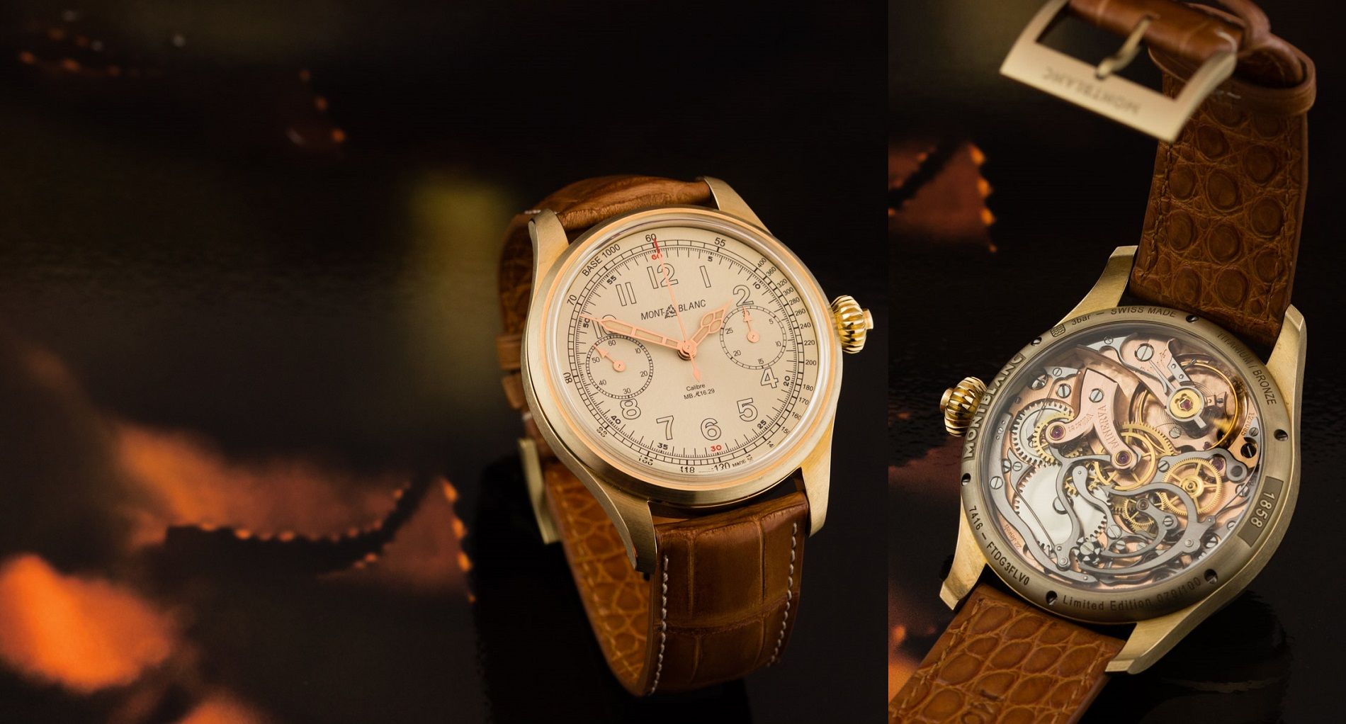 Montblanc Collection 1858
