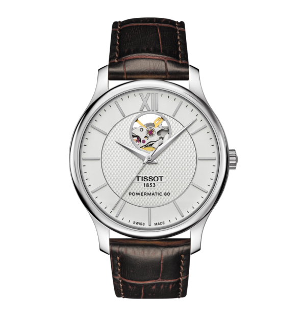Tissot Powermatic 80 open heart